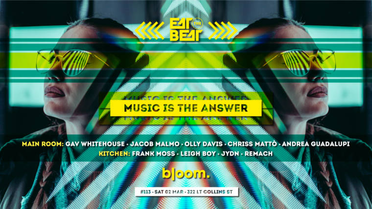 Music Is The Answer #113